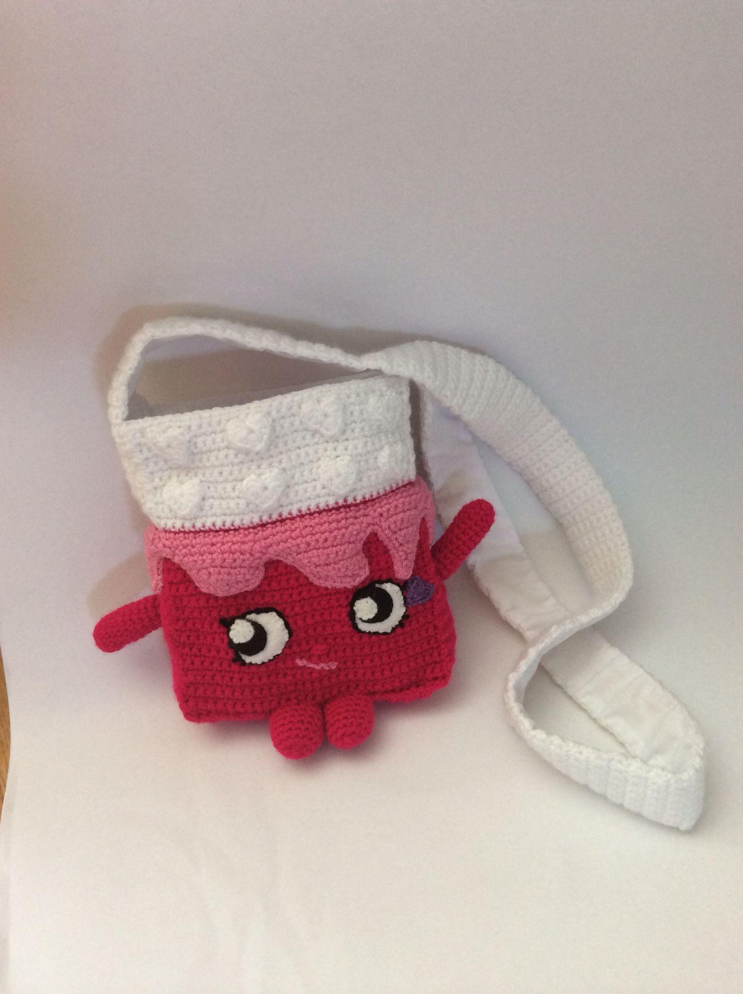 shopkins crochet pattern - Google Search | Shopkins | Pinterest ...