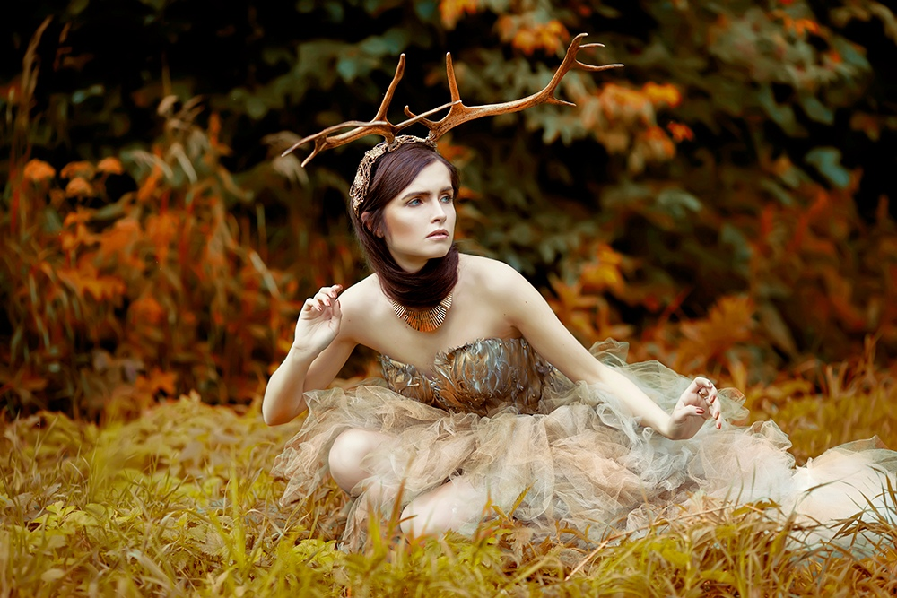 Forest Nymph Diary Autumn Photography inspiration