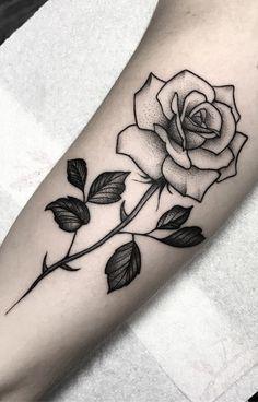 24 idee per tatuaggi rose da provare – tatuaggi e piercing – #ausc …