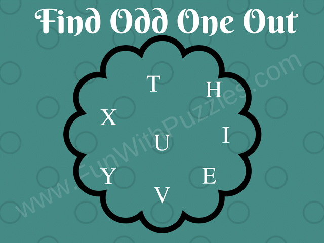 Odd One Out - Fun Letters Quiz for Kids | Brain teasers and Maths