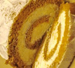 Pumpkin, cinnamon and vanilla make the most delicious pumpkin rolls for your next holiday.