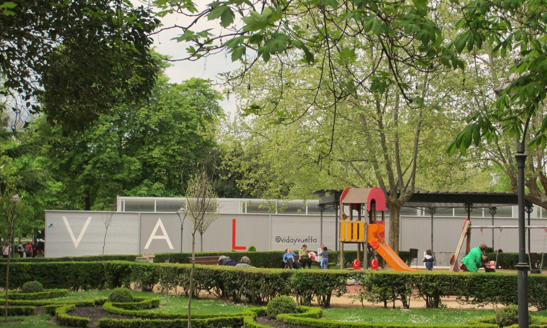 Mercado del Val. Plaza del Poniente
