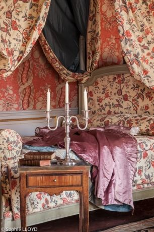 La chambre de pauline de caumont caumont centre d 39 art site officiel french interiors - Chambre syndicale de la couture site officiel ...