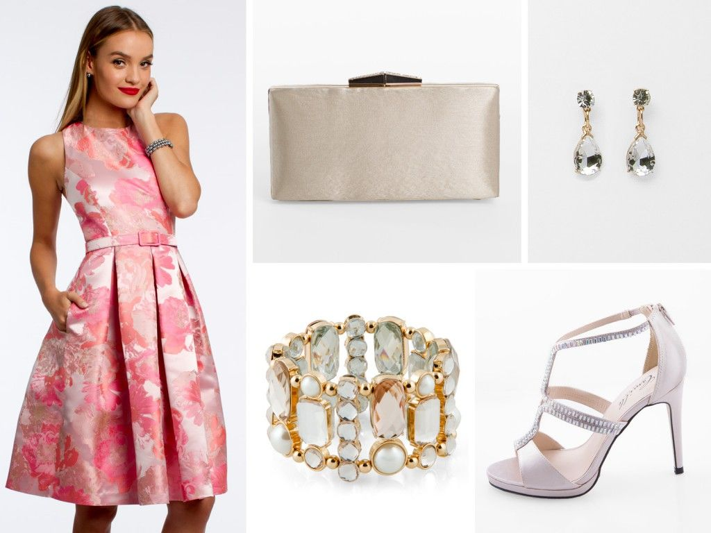 Dress for wedding guest spring  Sunday brunch with the fam calls for this Spring inspired floral