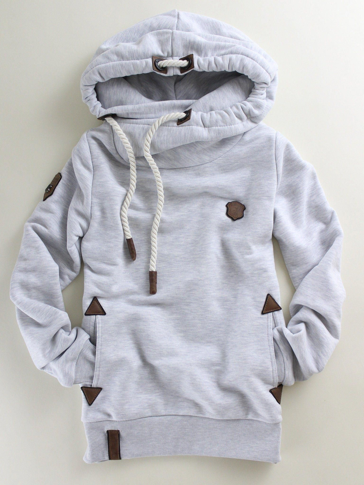 Step up your hoodie game! The Naketano Darth X Pullover
