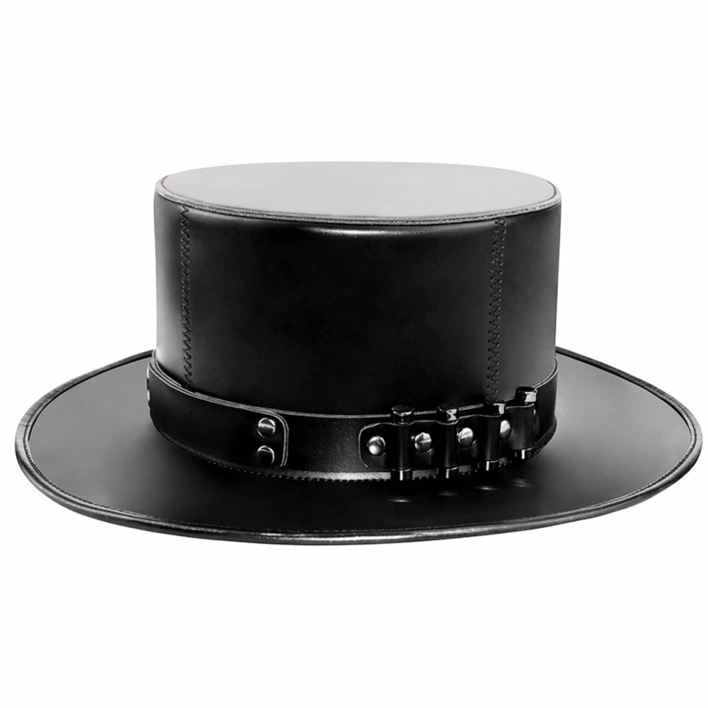 Steampunk Gear Rose Deco Hat Punk Gentlemen Lady Cosplay Hat