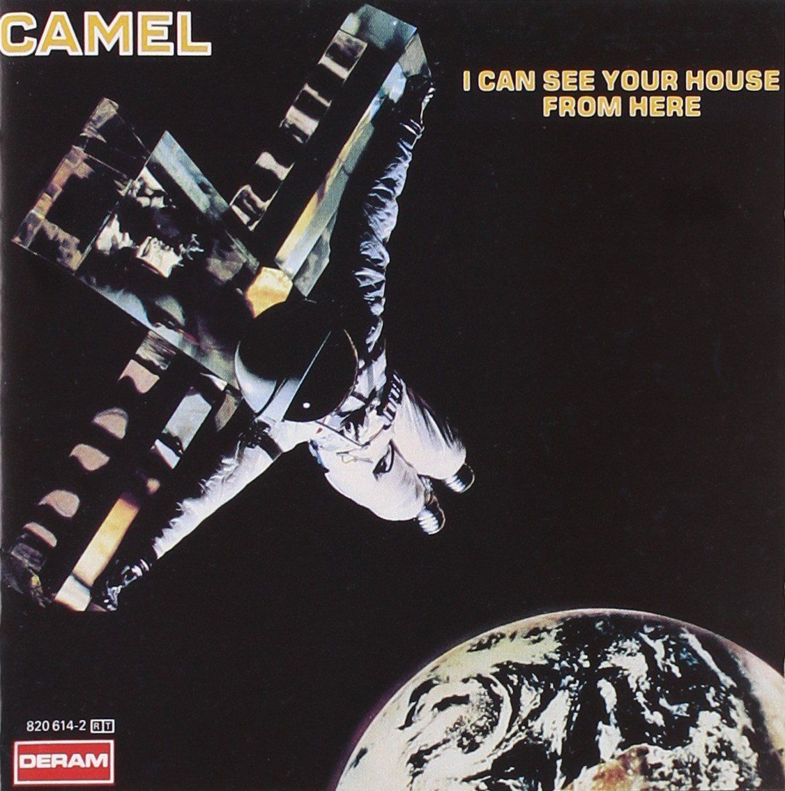 I Can See Your House From Here by Camel: Amazon.co.uk: Music
