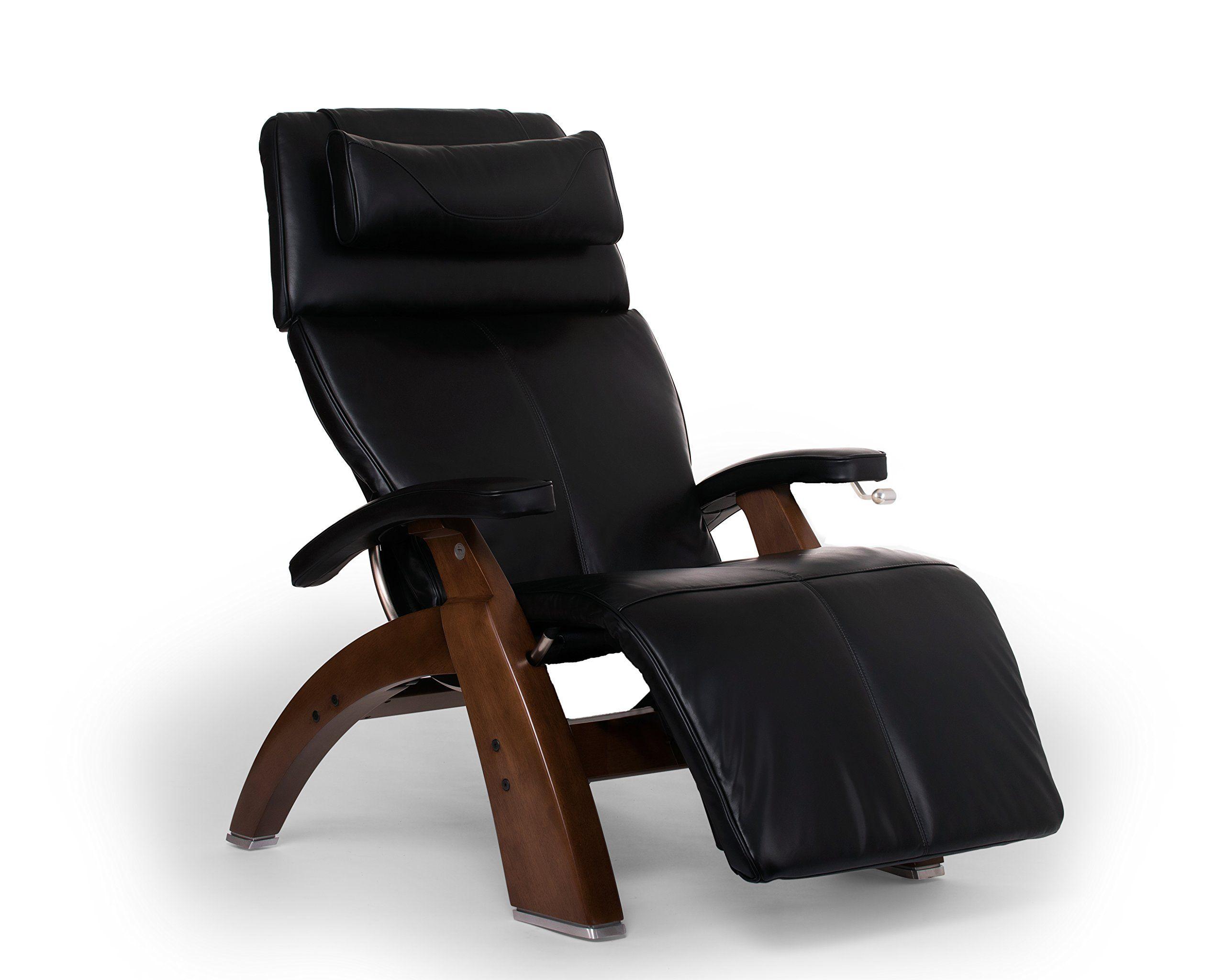 """Human Touch Perfect Chair """"PC420"""" Premium Full Grain"""