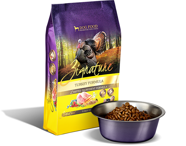 Zignature Limited Ingredient Turkey Canine 4lb Dog Food