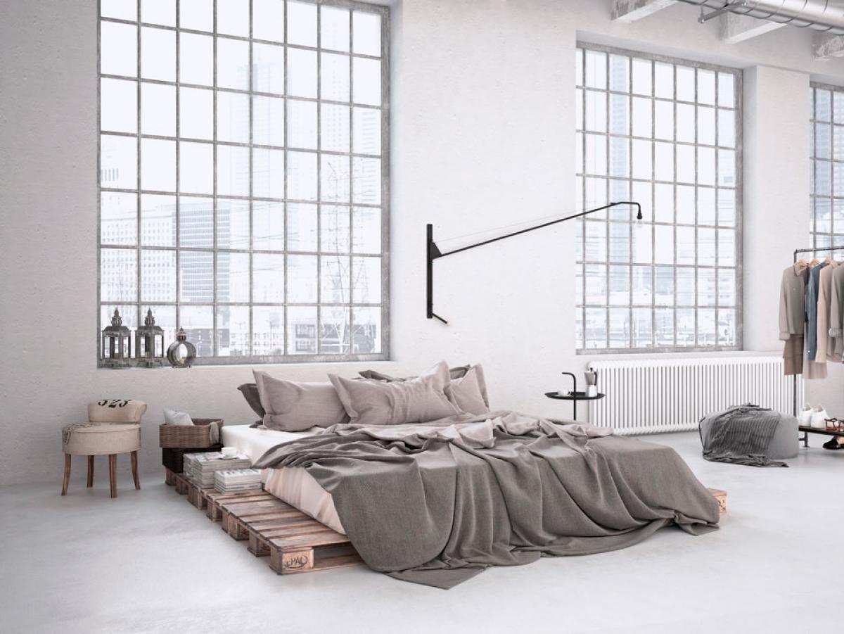 TENDENCIAS | #Rehabilitación Cómo convertir un antigua vivienda en un #loft industrial  #arquitectura #interiorismo