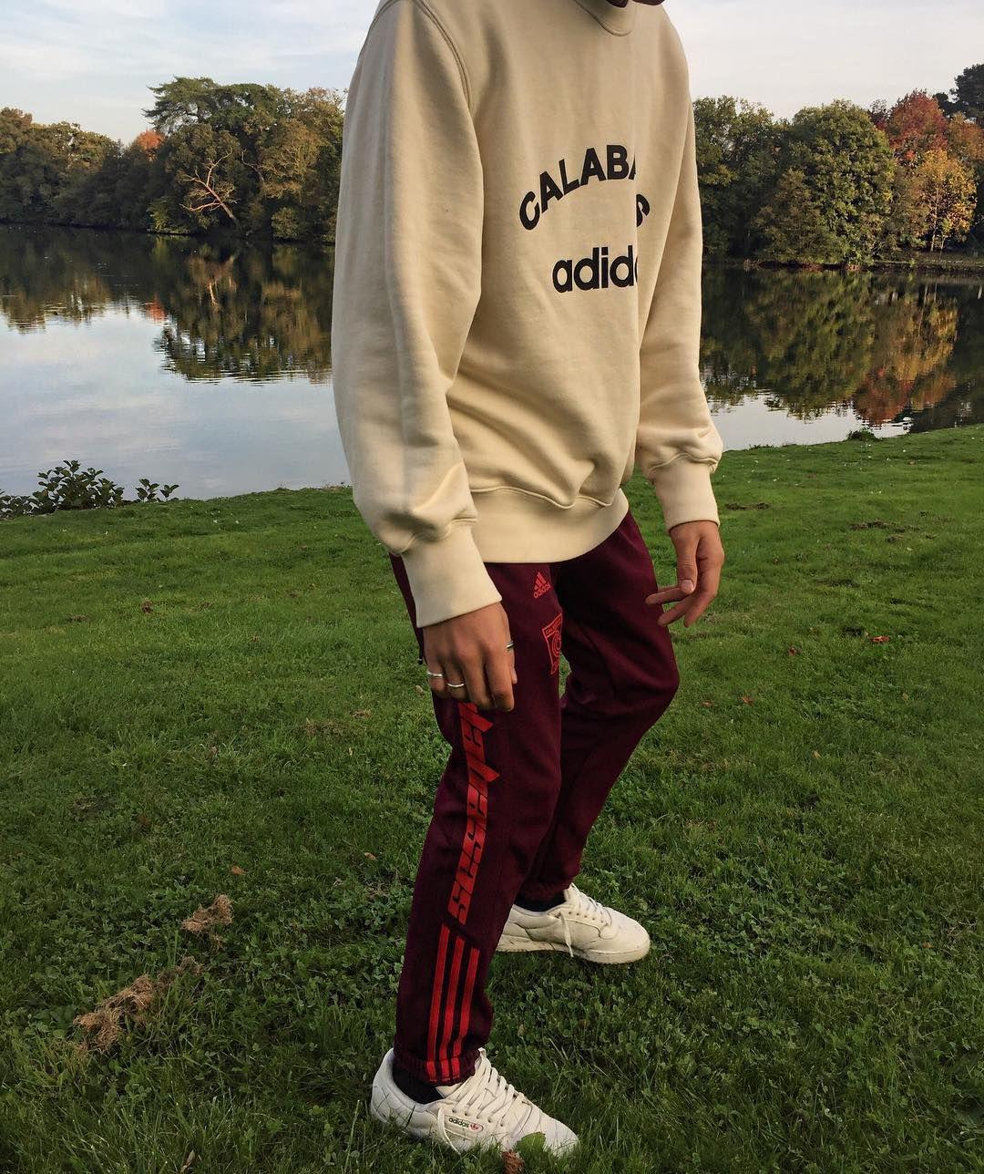 cdb71e775919d Best Instagram Outfits This Week  adidas Calabasas   Supreme