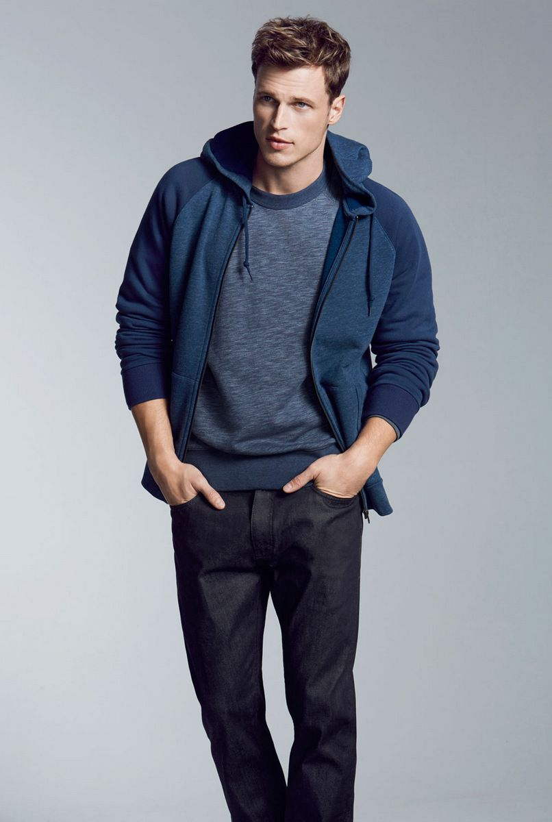 Country Road Man CR. Denim Mens outfits, Well dressed