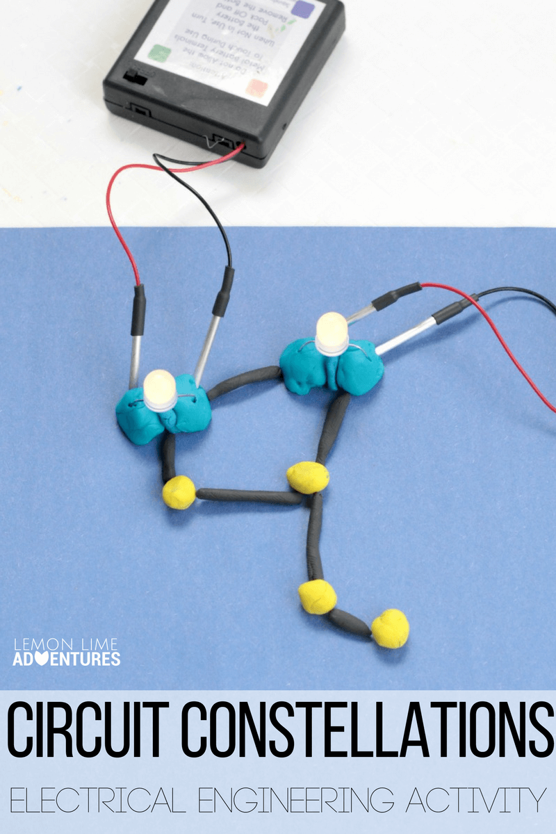 Circuits for Kids: Totally Fun Squishy Circuit Constellations ...