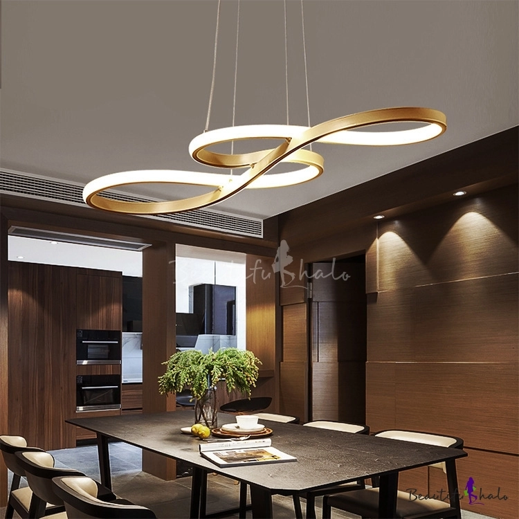 Post Modern Small Large Led Chandeliers 29 53 Dining Room Lighting Dining Room Decor Modern Dining Room Chandelier