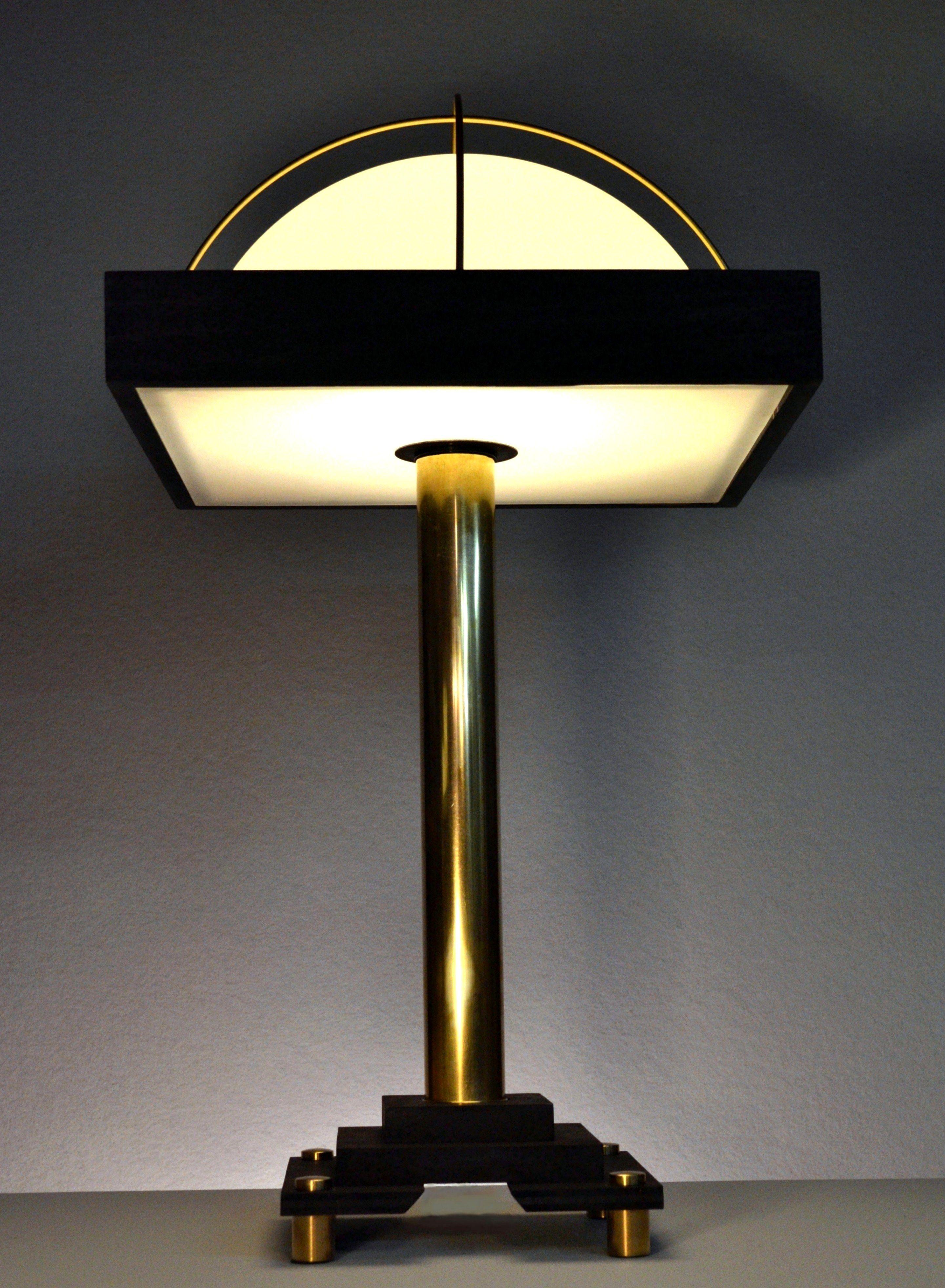 handmade lighting design. Marie Claire Salon Lamp. Designed And Handmade By Art Donovan Lighting Design G
