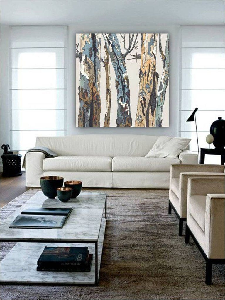 square extra large wall art white canvas artwork print on large wall art id=71889