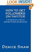 Free Kindle Books - Education - EDUCATION - FREE -  How to Get Followers on Twitter