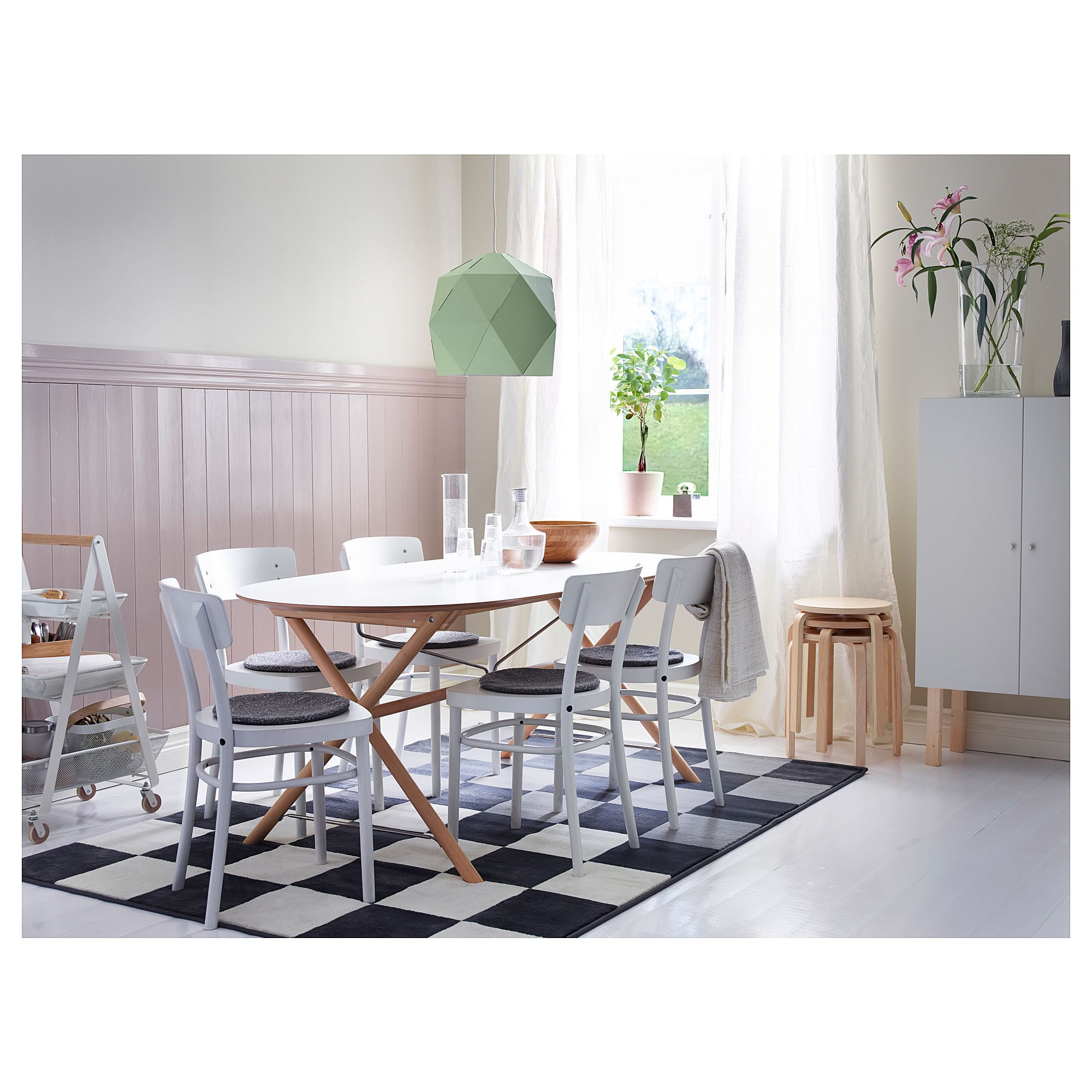 Ikea Idolf Chair White D For The Home Pinterest Dining