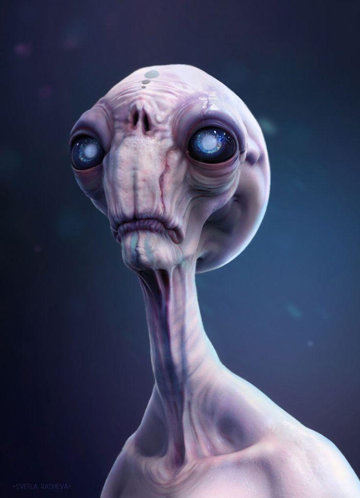 Alien by Svetla Rasheva