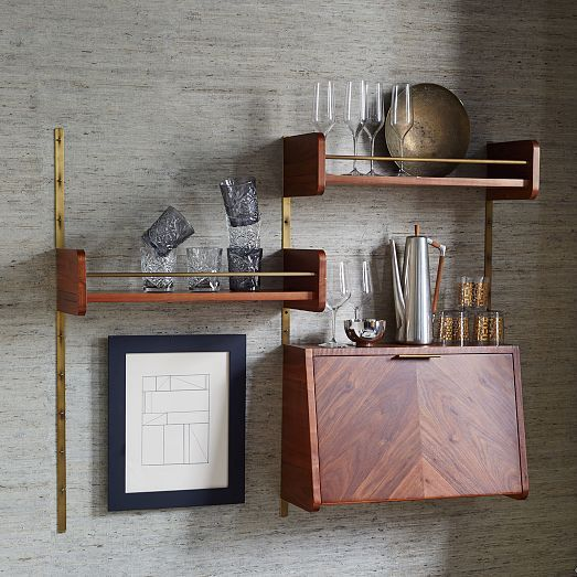Inspired By American Modern Design The Mid Century Wall