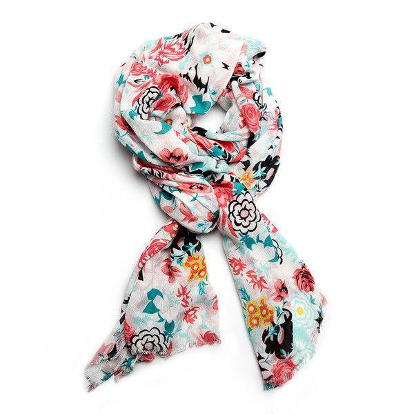 Beautiful florabunda scarf from ban.do!