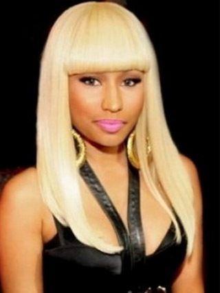 Suitable Blonde Straight Long Nicki Minaj Wigs Bnmd007 Nicki