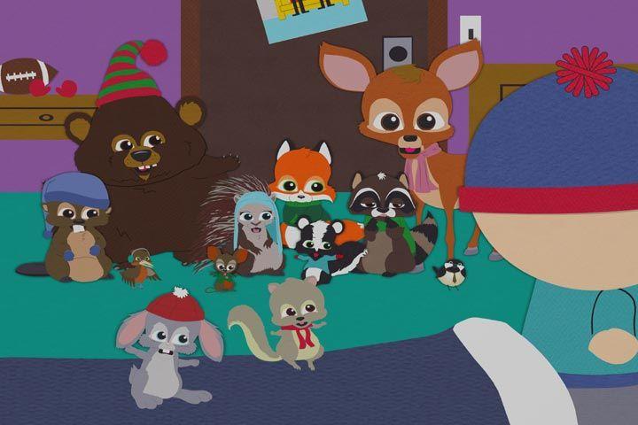 Woodland Critter Christmas - Wikipedia, the free encyclopedia ...