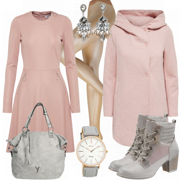 Altrosa Outfit Abend Outfits Bei Frauenoutfits De Professionelle Outfits Outfit Modestil
