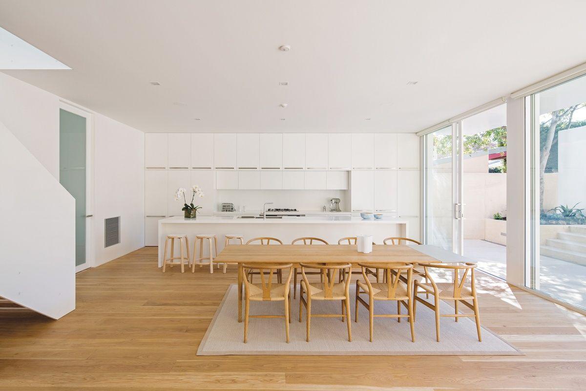 Stitching time: Mosman House | ArchitectureAU