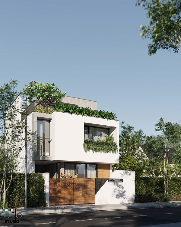 Di's house Final| CGI Design by: Duy Huynh on Behance