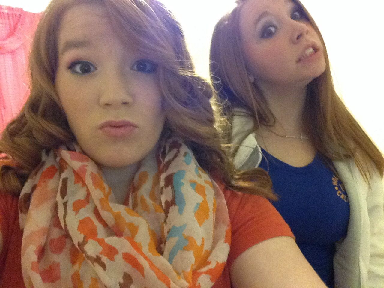 Just because. She's my Bestfriend ✌️