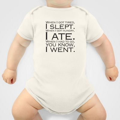 Forrest Gump Quote Onesie By Art Lahr 20 00 Quoting