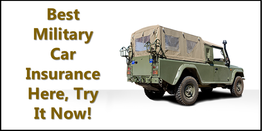 How To Get The Best And Low Cost Car Insurance For Military