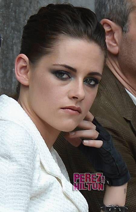 Kristen Stewart in Paris