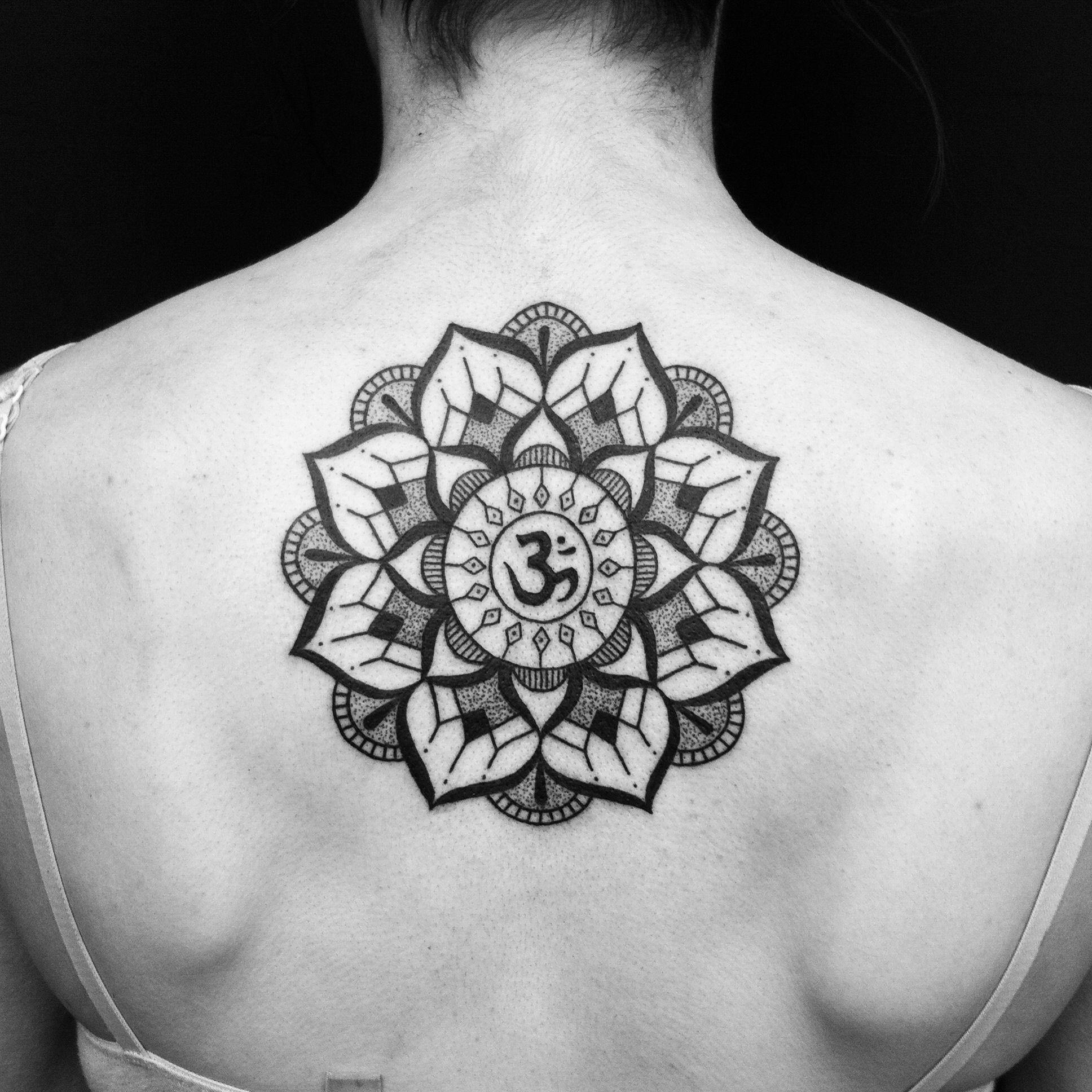 Mandala Tattoo Unity T...