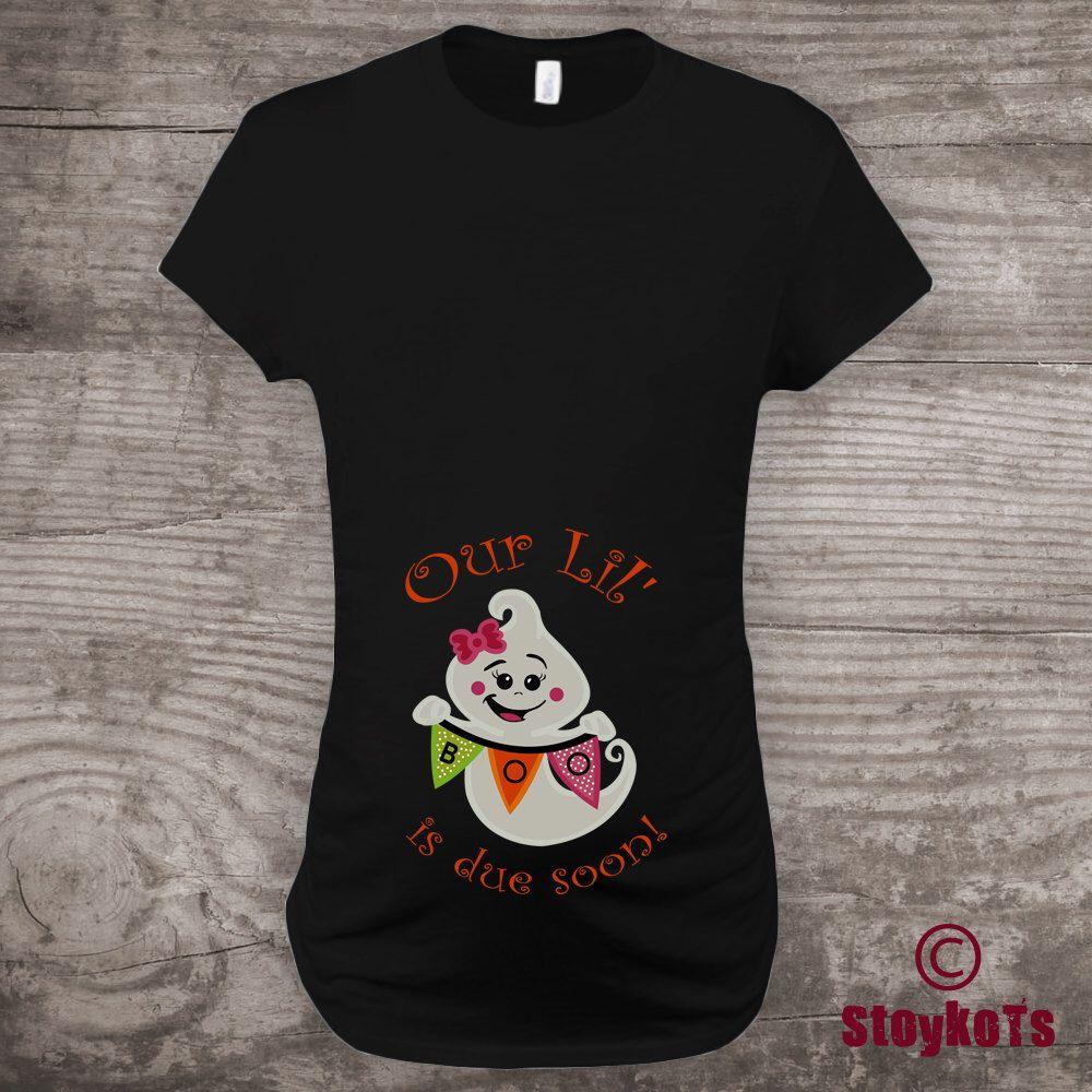 Halloween Maternity Shirts,