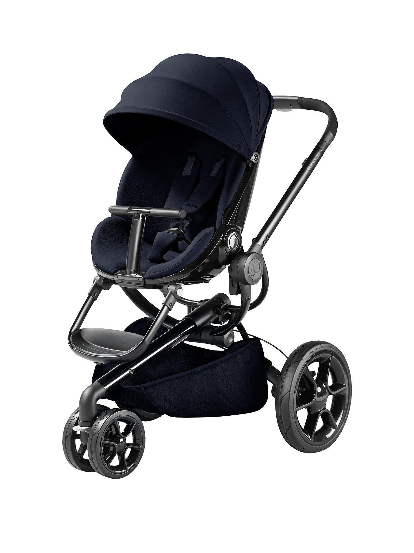 Quinny Moodd Pushchair 4in1 Package with MaxiCosi