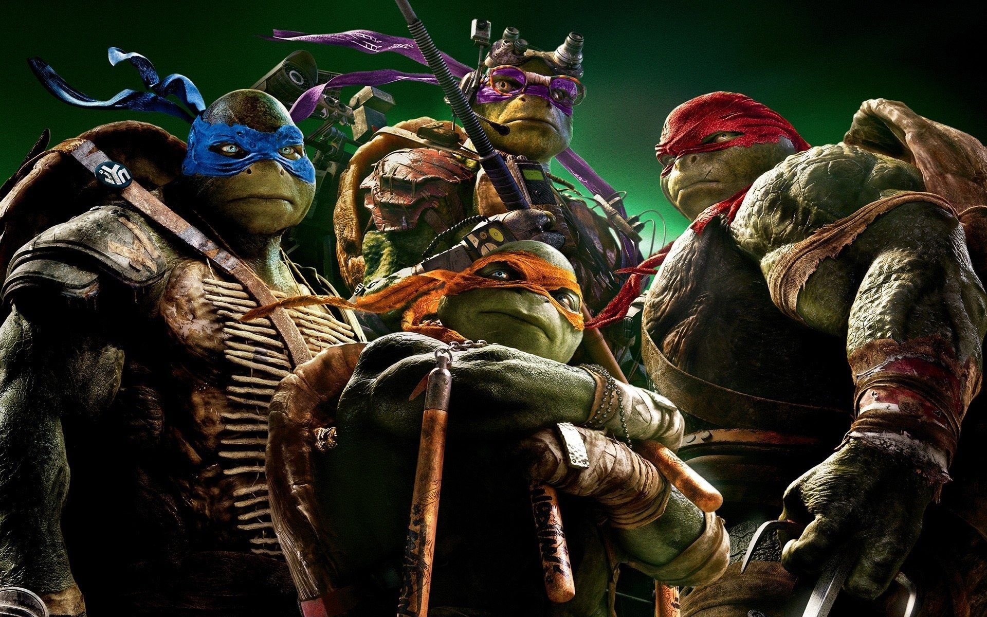 11x17 TMNT Teenage Mutant Ninja Turtles High Quality Print !!