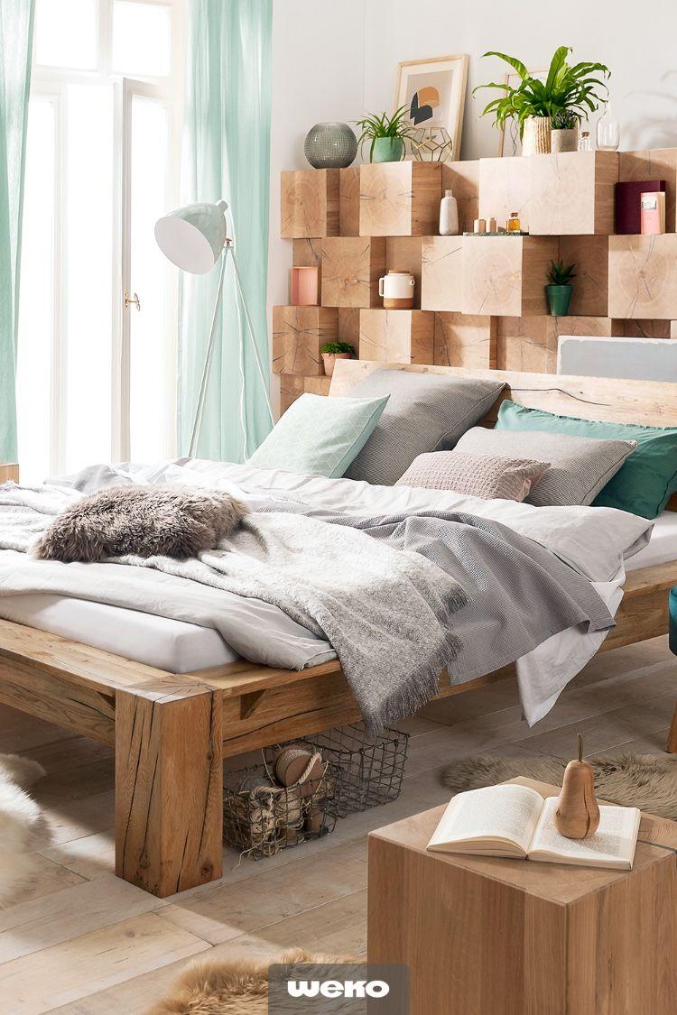 Mach Dein Bett Zum Absoluten Highlight Schlafzimmer Bett