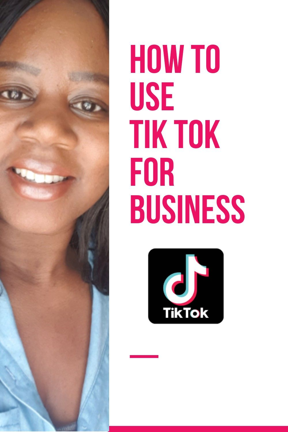 How To Use Tik Tok For Business Social Media Growth Strategy Social Media Marketing Trends Facebook Strategy