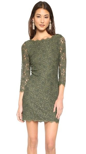 To acquire Dvf dress lace picture trends