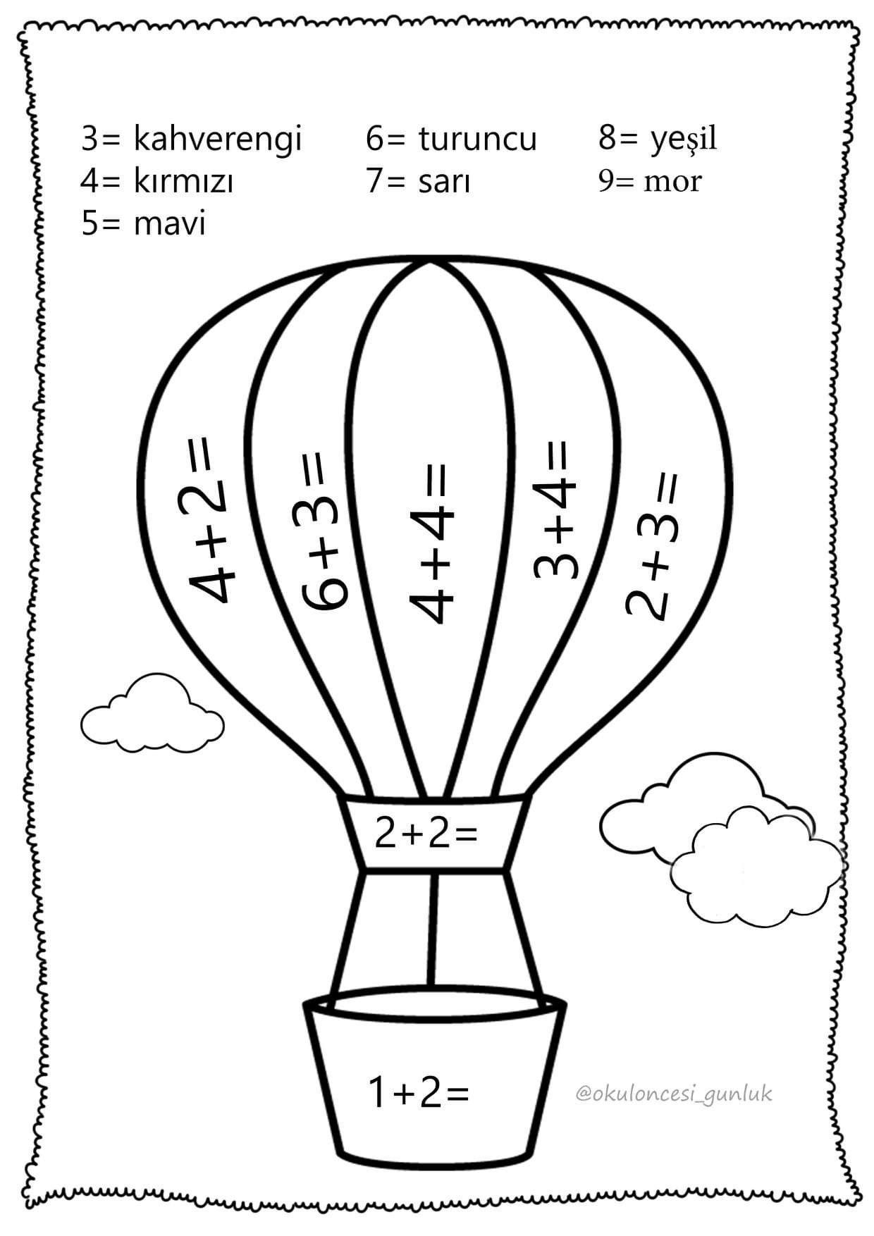 Juli Tarafindan Abn Infantil Y Mas Cosas De Matematicas Panosundaki Fikir Matematik Egitim Faaliyetleri Egitim
