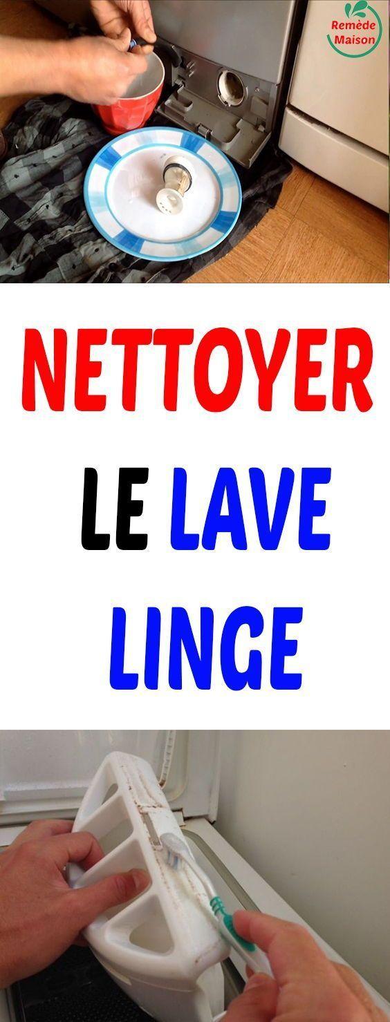 nettoyer le lave linge #nettoyage #lave #laveligne #nettoyer #astuce