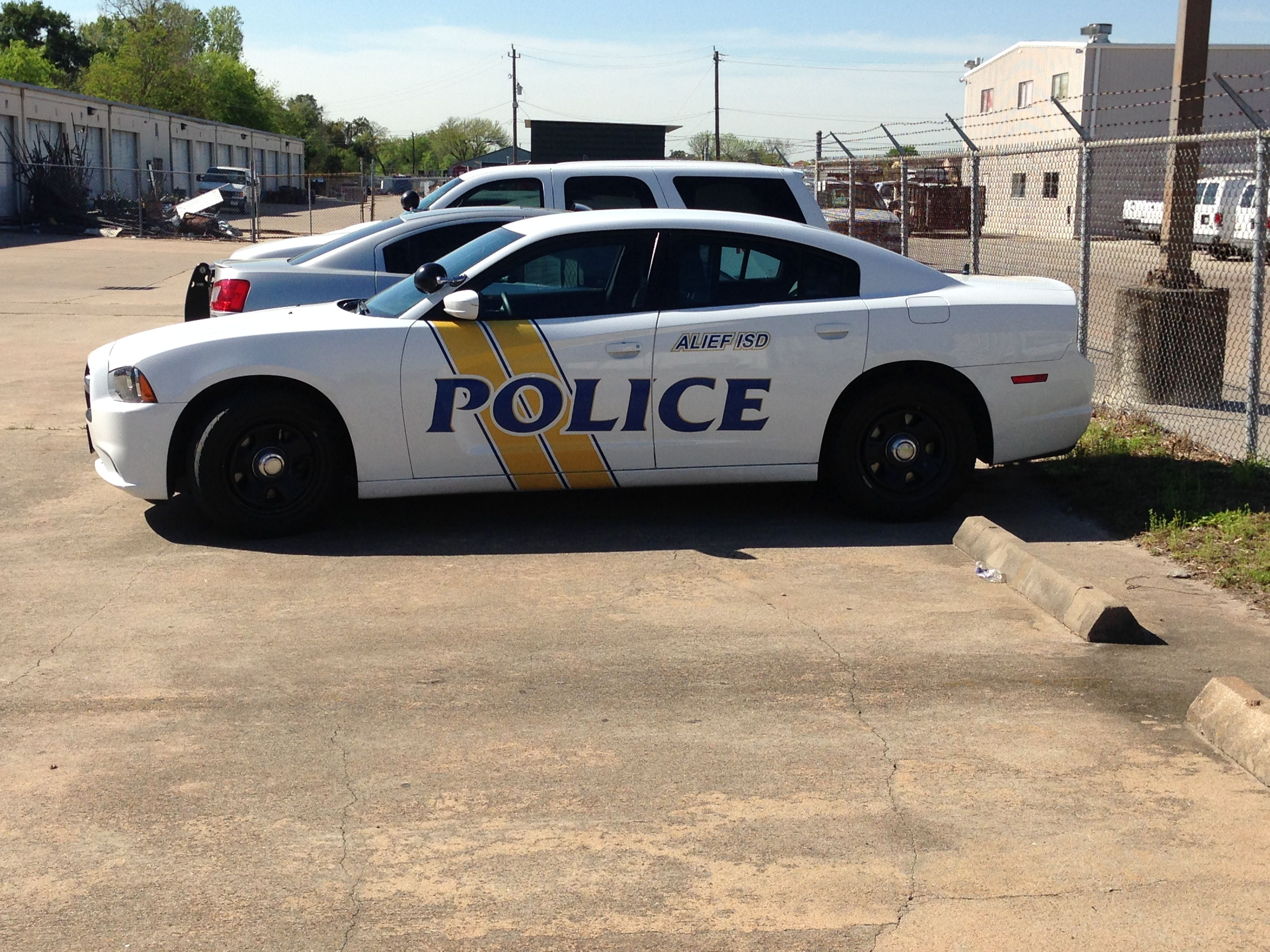 Alief ISD Police Dept. Slick Top Dodge Charger (Houston)   Police ...