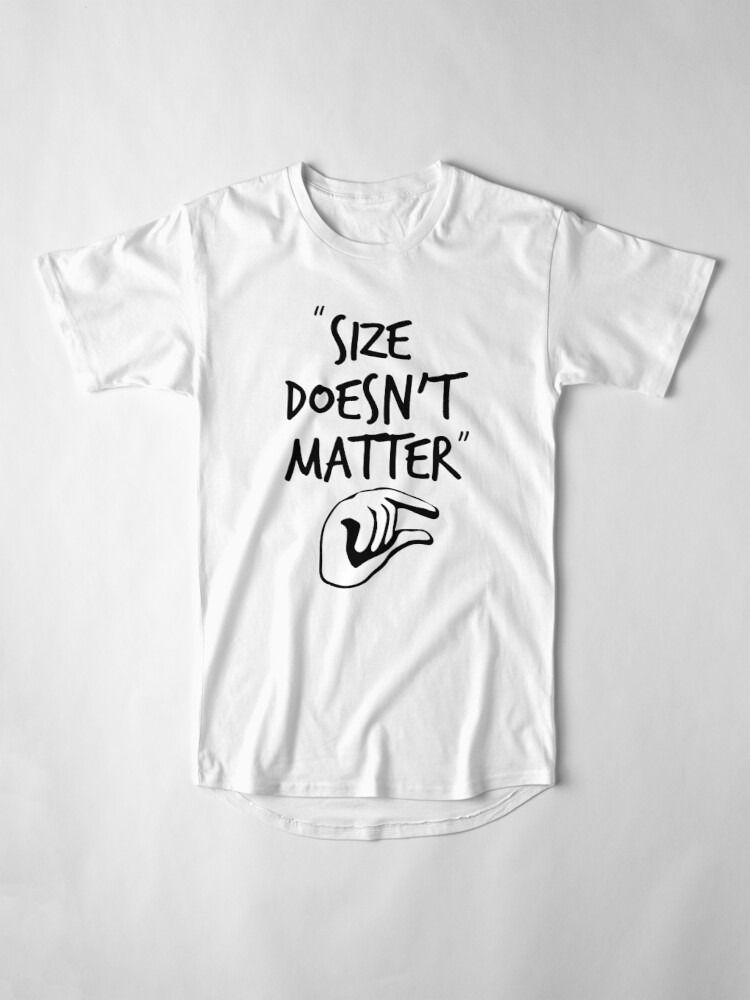 White Lie Party Size Doesnt Matter Classic T Shirt By L7rach2 In 2021 Lie Shirts Funny Tee Shirts T Shirt