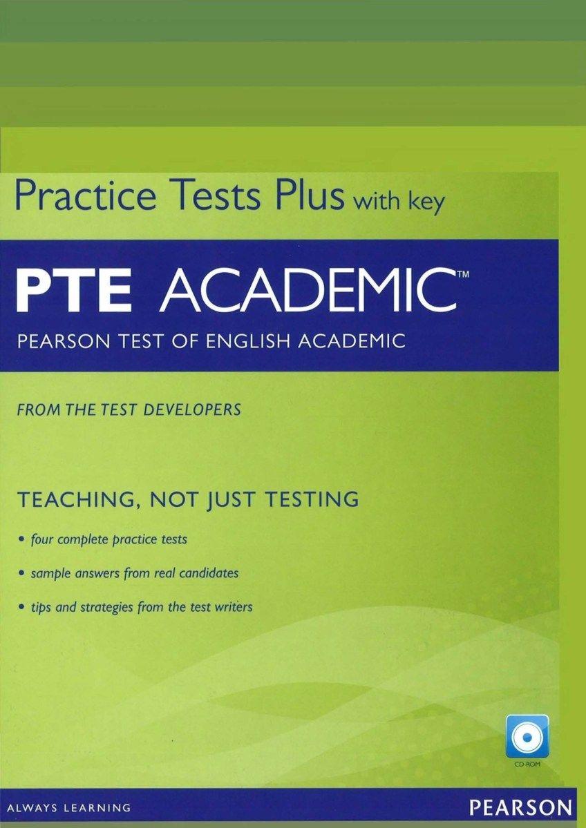 pte academic sample test free