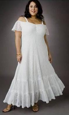 fashion choice of plus size white summer dress naf dresses 2017