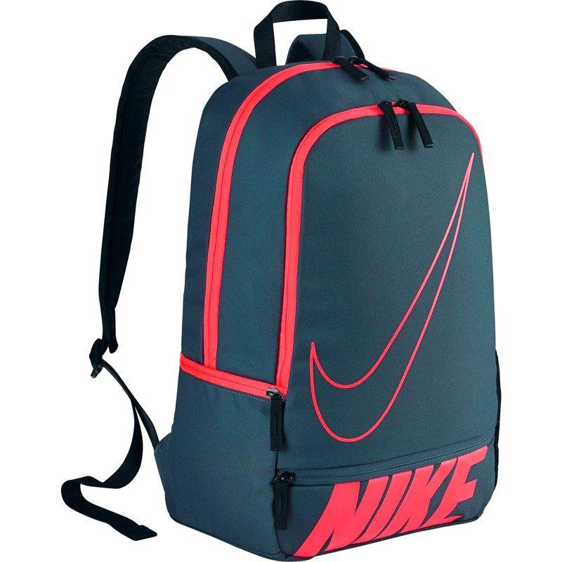 325c4d702 Mochila Nike Classic North Chumbo / Rosa Fluorescente … | NIKE | Mochi…