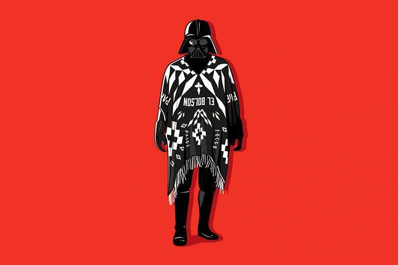 Artist Reimagines Star Wars Characters in Modern Day Streetwear