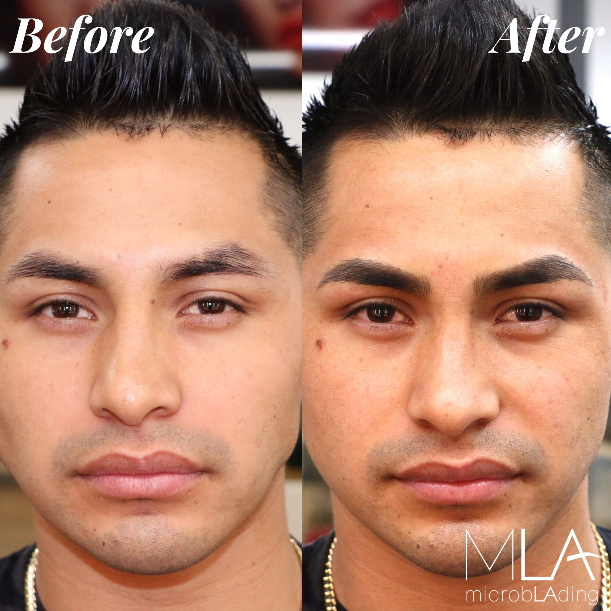 All of our eyebrows are customized for each client